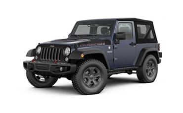 Jeep Wrangler –  3.6 L