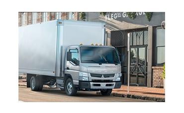 Mitsubishi Canter Cargo – 4.2 ton