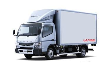 Mitsubishi Canter  Covered Cargo – 4.2 L