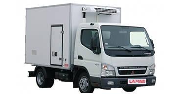 Mitsubishi Chiller Truck – 4.2 ton