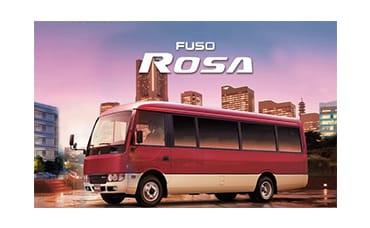 Mitsubishi Rosa – 2.7 L