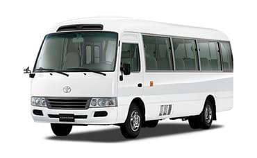 Toyota Coaster 30 Str – 2.7 L