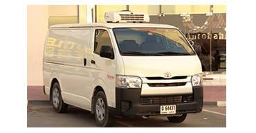 Toyota Hiace Chiller – 2.7 L