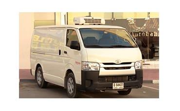 Toyota Hiace Freezer Van – 2.7 L