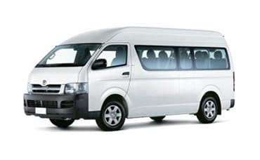 Toyota Hiace 13 Str –  2.7 L
