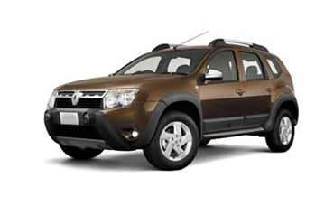Renault Duster – 2 L 4WD